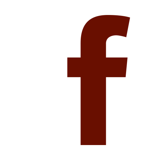 White Facebook Icon